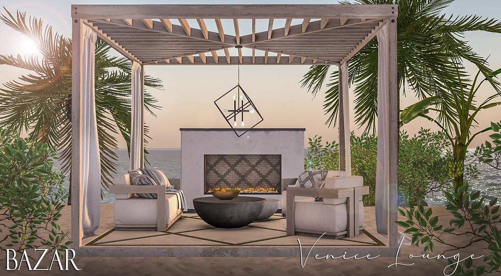 ~BAZAR~Venice Lounge