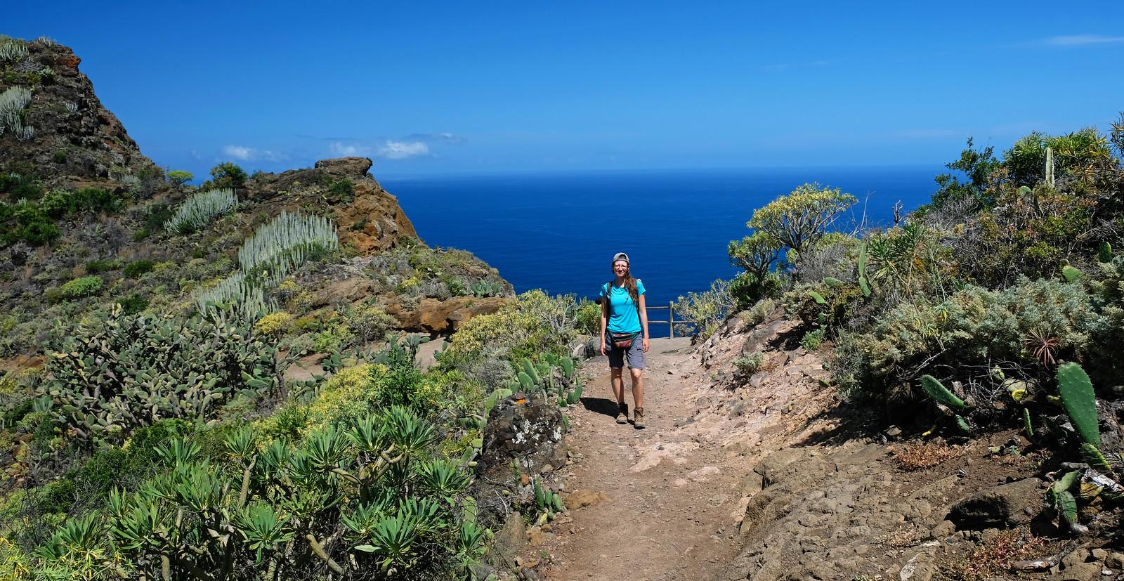 Anaga Rural Park, Tenerife, Canary Islands, Spain