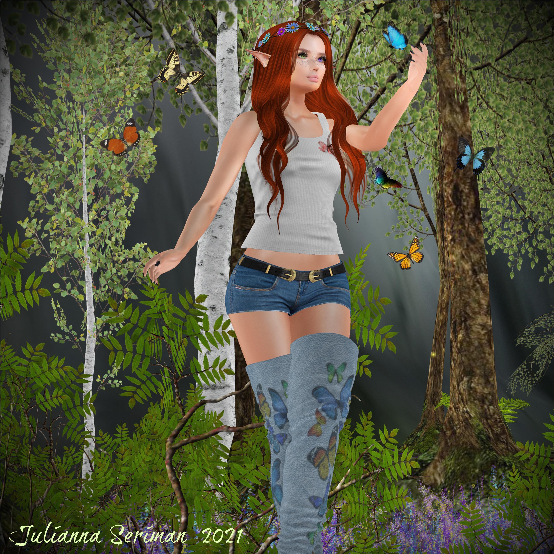 Hunting Butterflies