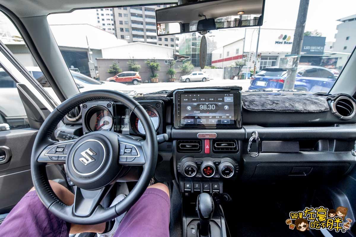 Jimny吉米 Suzuki開箱 -15