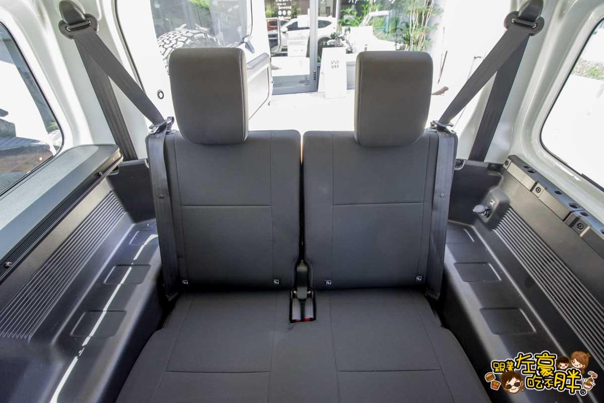 Jimny吉米 Suzuki開箱 -41