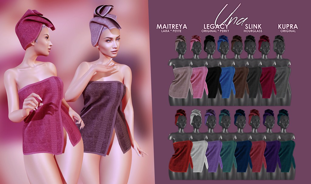 MAAI Una towel + GIVEAWAY