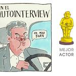Mejor Actor: En el auto-interview