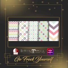 GFY-Pretty Pastels Nail Appliers