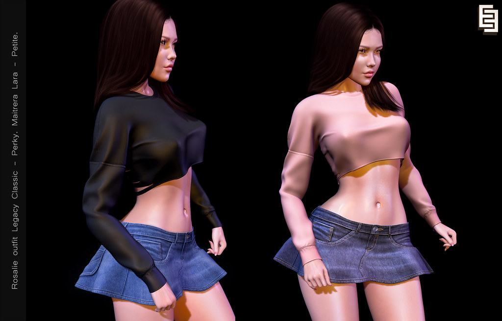 NEW !EE Rosalie Outfit @ Uber!