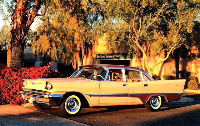 1957 DeSoto Firedome 4-Door Sedan