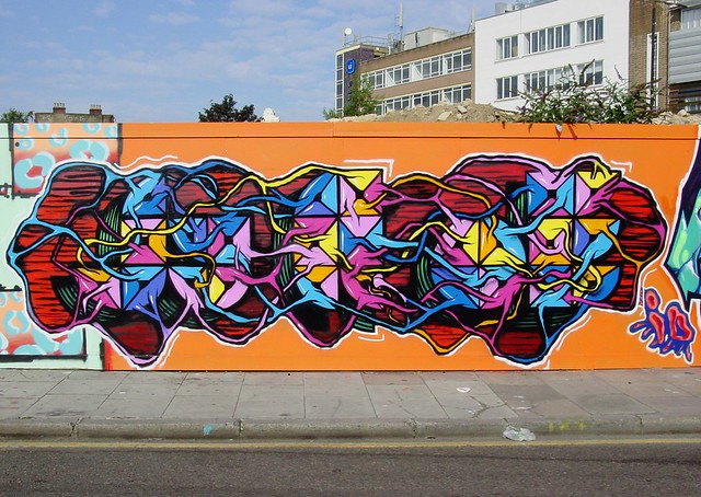 Jano - Sclater St London 2009