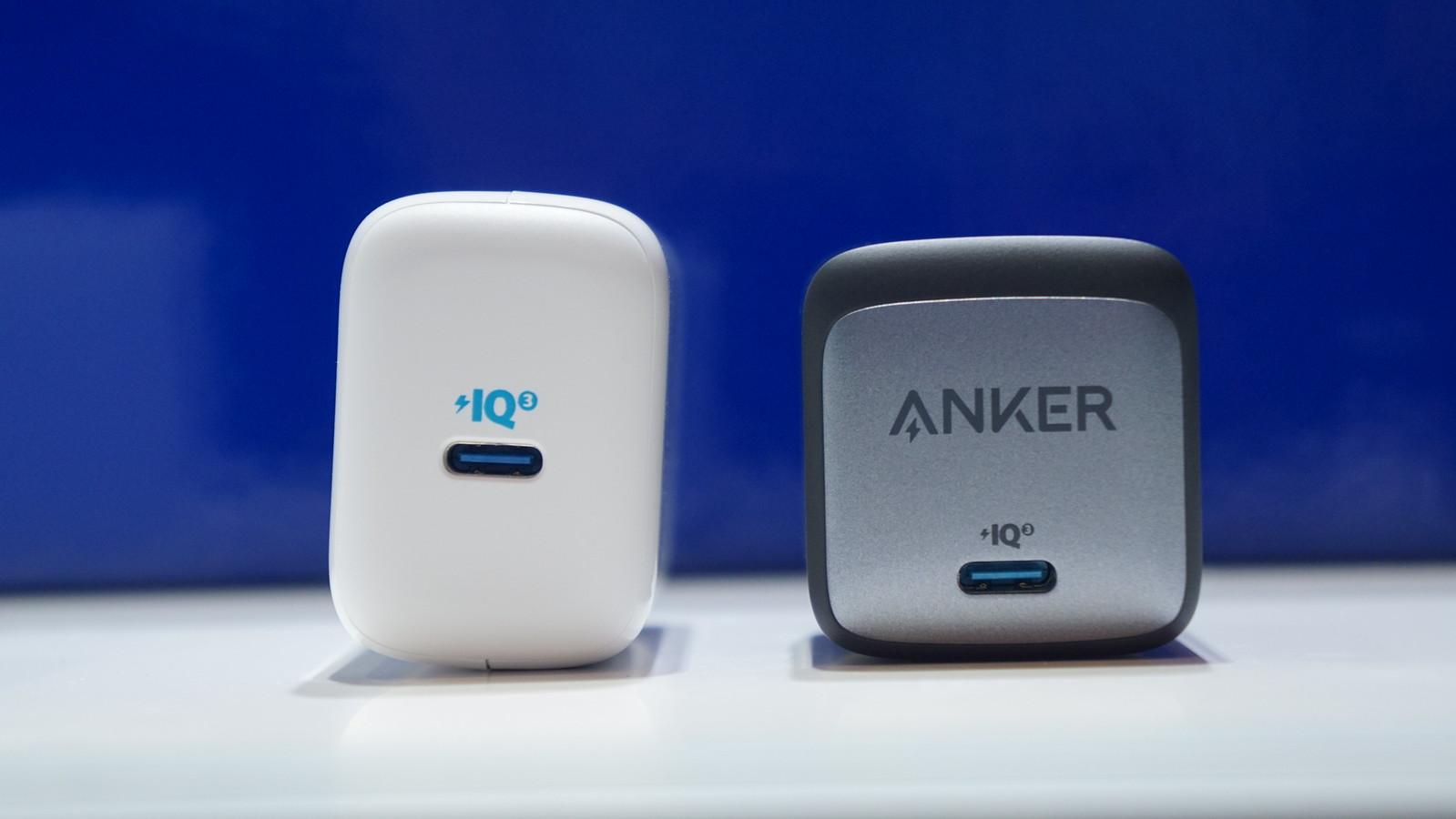 Anker Nano II 45WとPowerPortIII 45W Podの比較