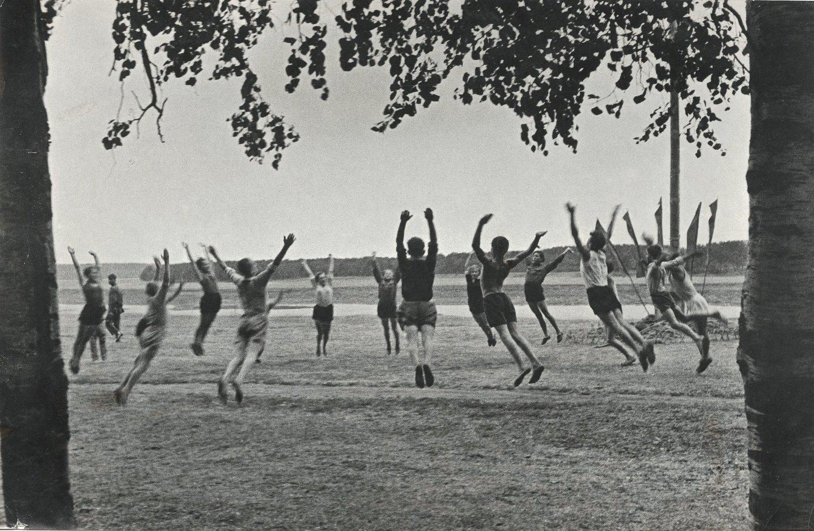 1936. Зарядка