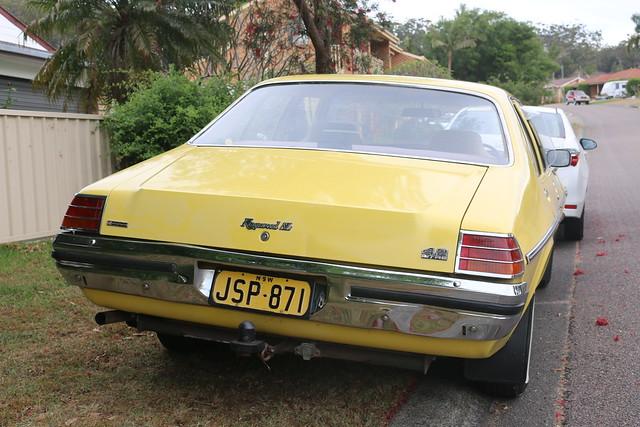 1978 Holden Kingswood (HZ) SL