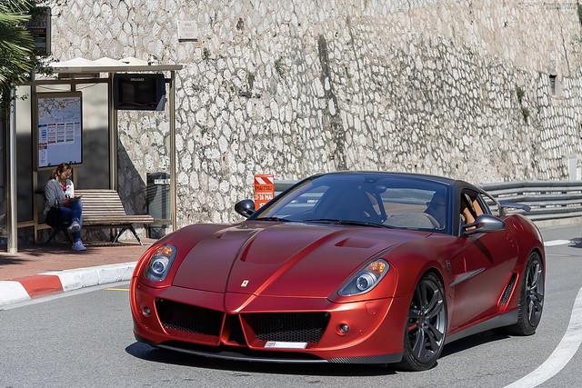 Ferrari 599 GTB Fiorano Mansory Stallone