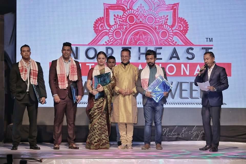 Indian Fashion Choreographer -Prasantt Ghosh