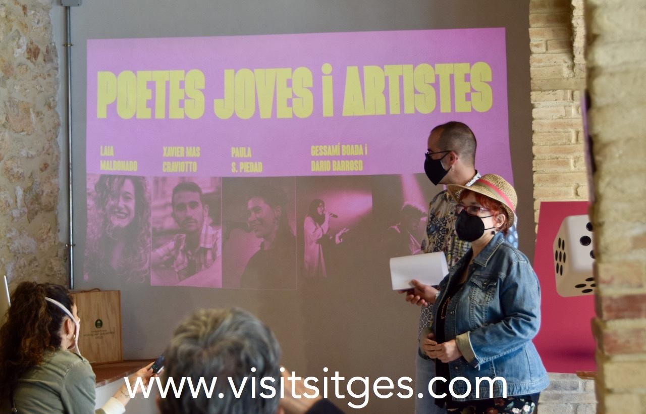 Presentació de la Festa de la Poesia Sitges 2021