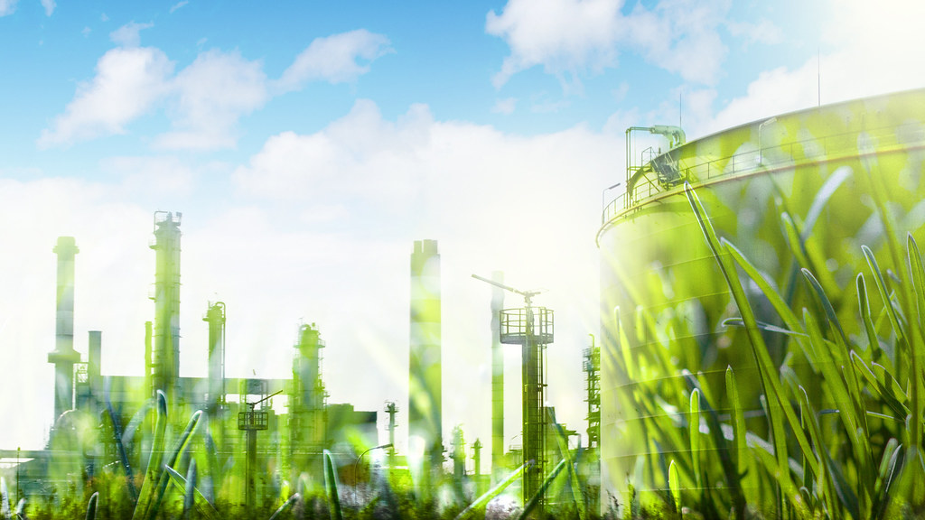 IDRIC will work to reduce carbon emissions in industry