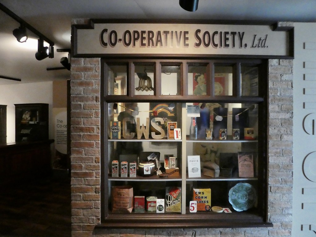Co-operative Society, People's History Museum, Manchester