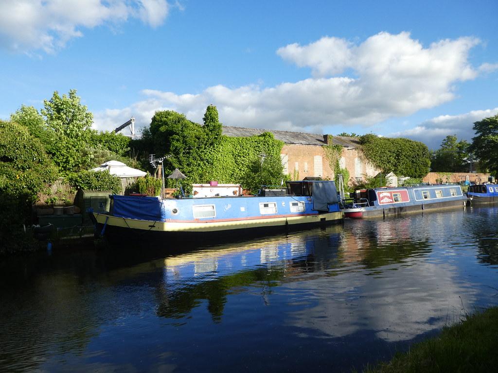 Bridgewater Canal, Sale, Manchester