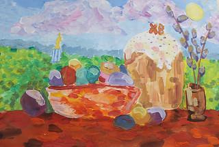 22.05.2021   Конкурс детского творчества «Свет Православия»