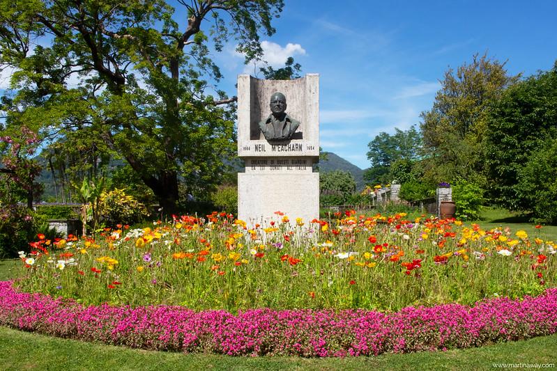 Giardini Botanici, Neil McEacharn
