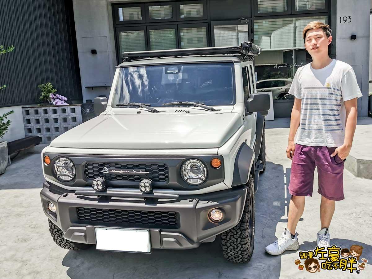 Jimny吉米 Suzuki開箱 -47