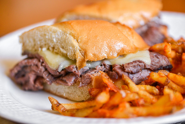 Smoked French Dips
