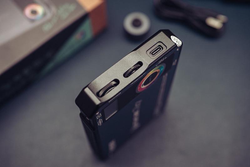 PILOTCINE RX7 ATOMCUBE 口袋型攝影燈