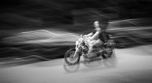 the proud biker