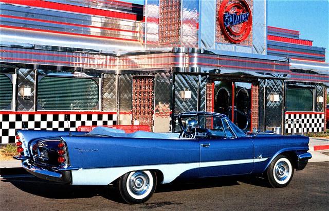 1957 DeSoto Firedome Convertible