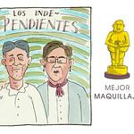 Mejor Maquillaje: Los independientes