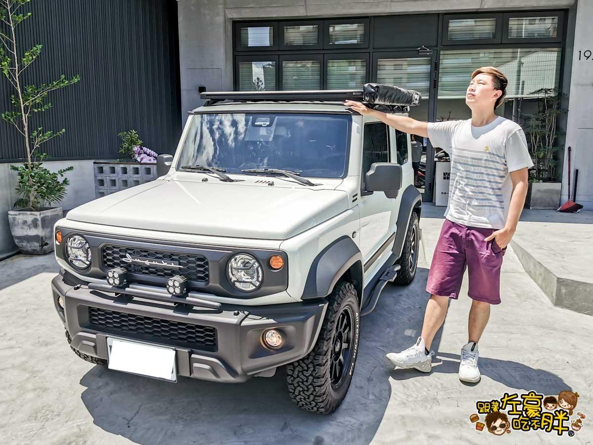 Jimny吉米 Suzuki開箱 -46