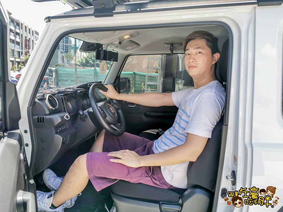 Jimny吉米 Suzuki開箱 -45