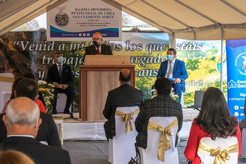 Presentación Pastores San Clemente Norte – Sector 12