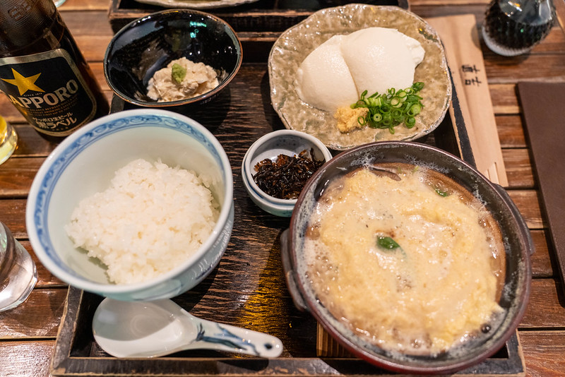 箱根名物 湯葉丼