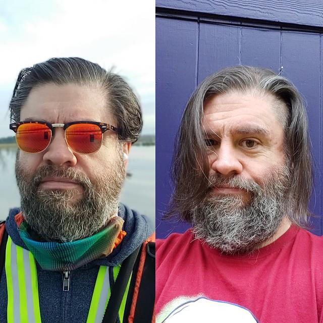 366 days of hair growth