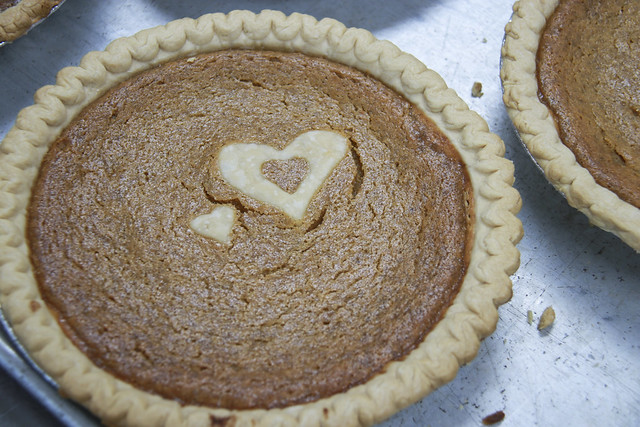 Sweet Potato Comfort Pie at WJH