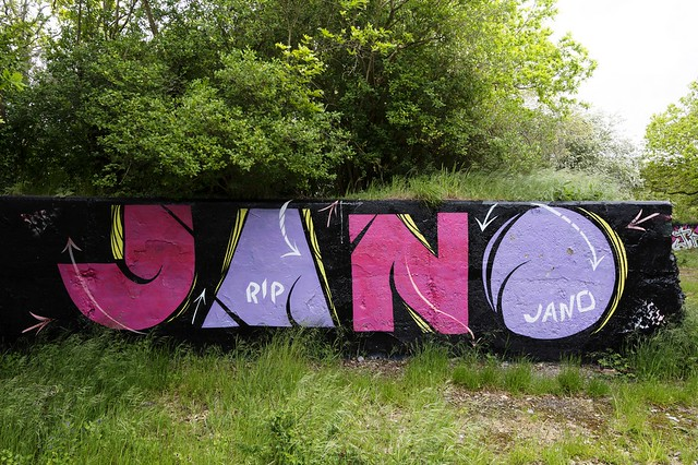 Tribute to Jano RIP