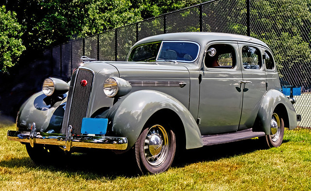 1936 Studebaker Dictator