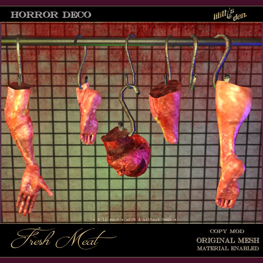 Lilith's Den – Fresh Meat