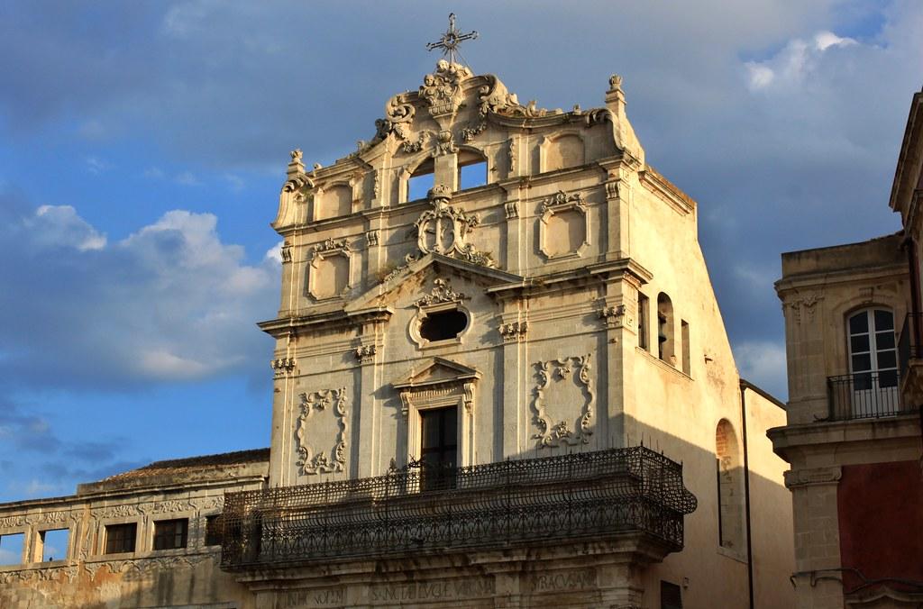 Syracuse: Chiesa di Santa Lucia Alla Badia
