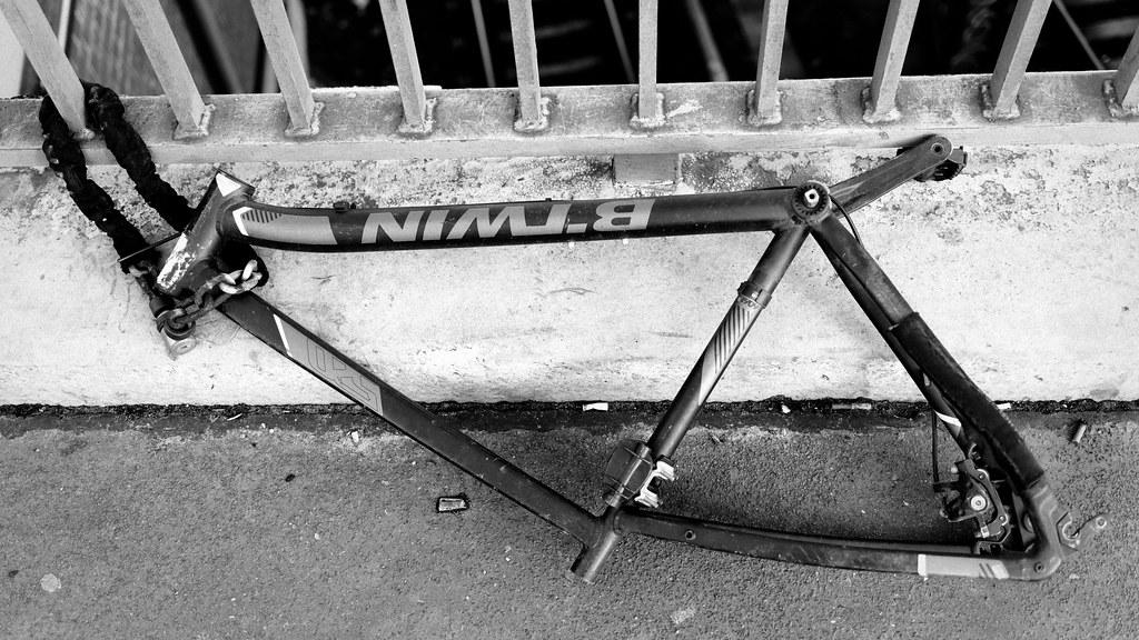 Ein gutes Fahrradschloss