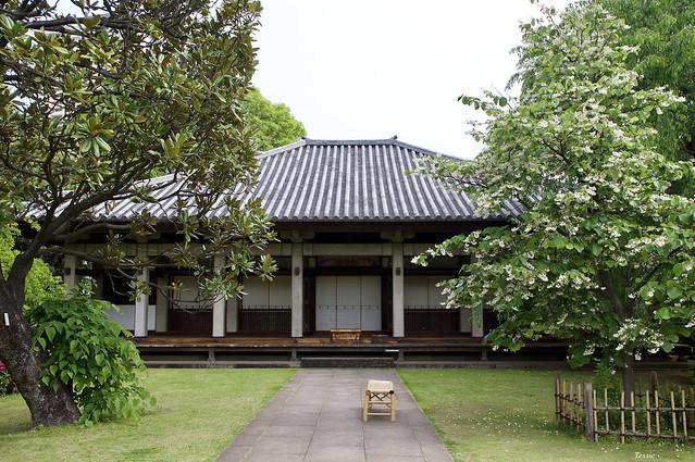 天王寺 Tenno-ji Temple