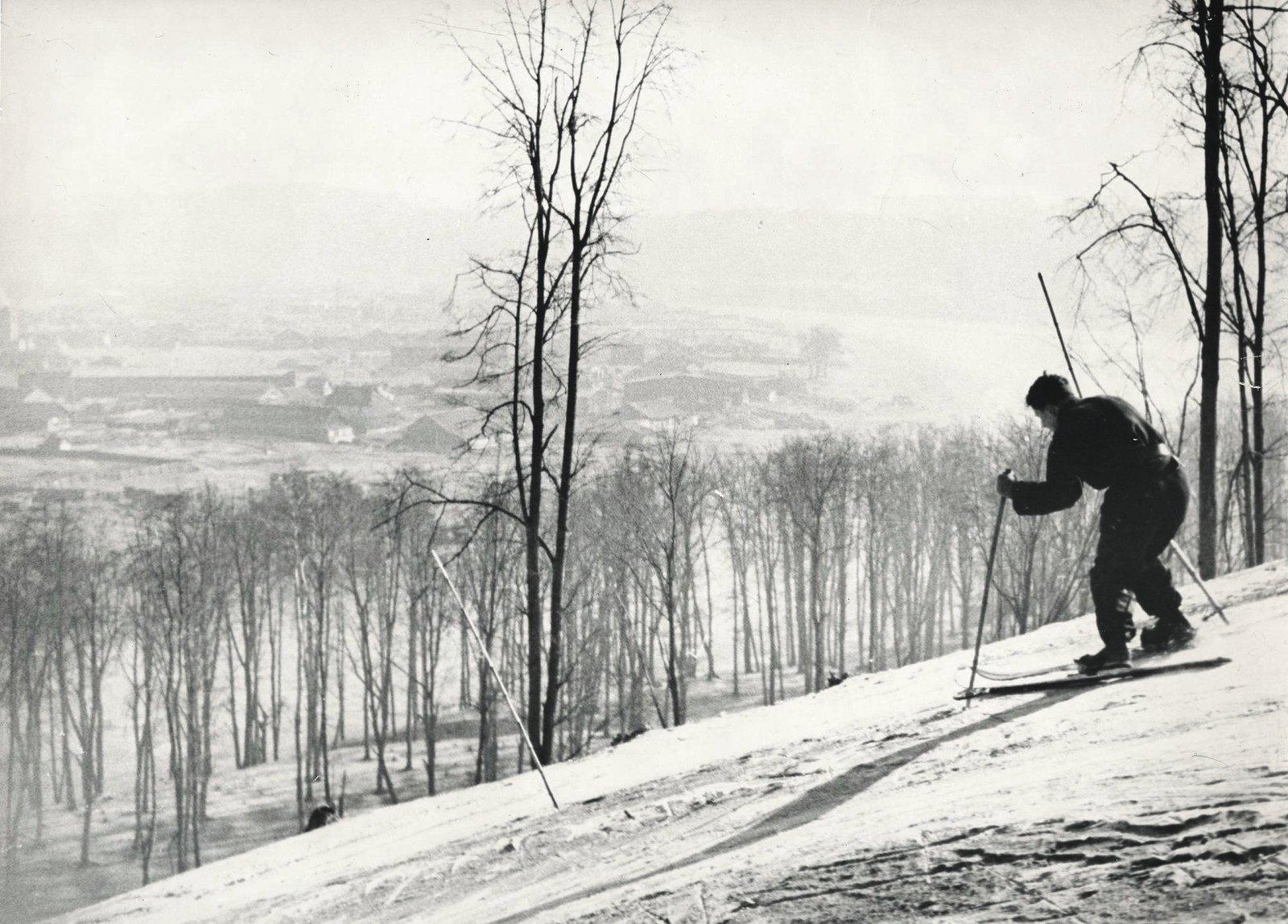 1936. Воробьевы горы