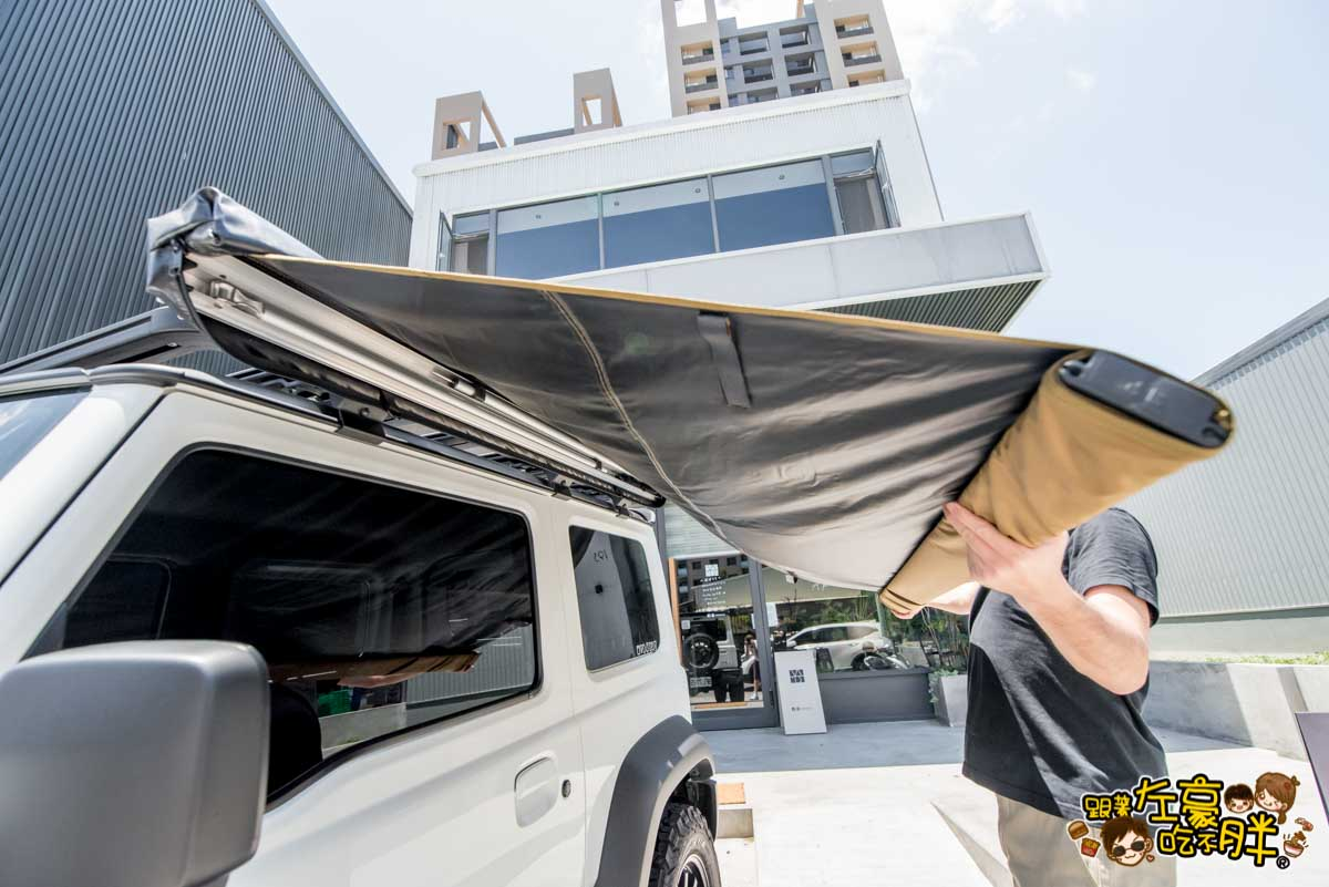 Jimny吉米 Suzuki開箱 -62
