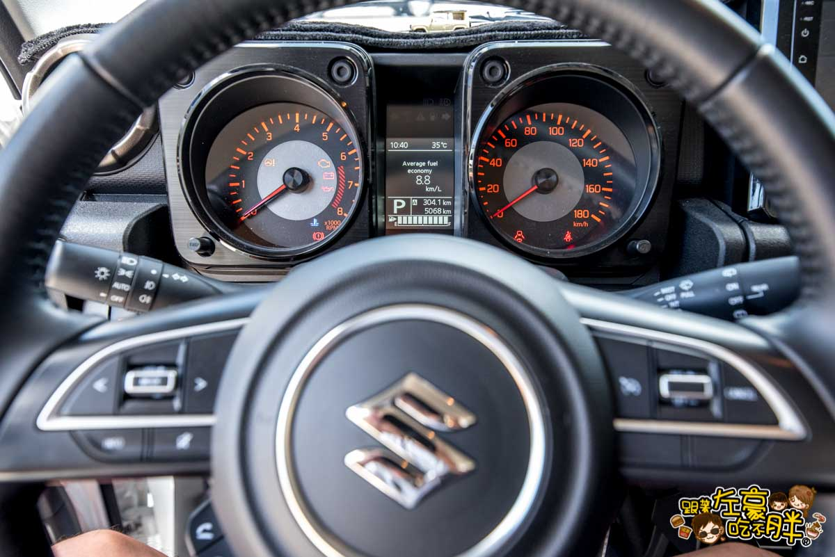Jimny吉米 Suzuki開箱 -9