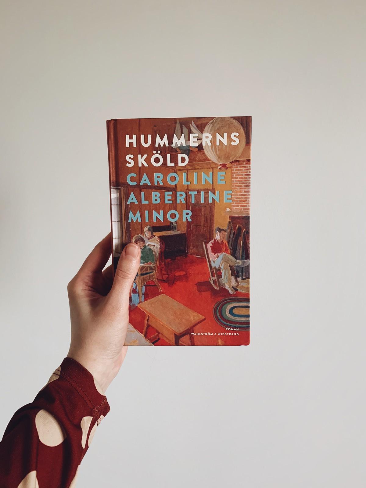 Hummerns Sköld - Caroline Albertine Minor