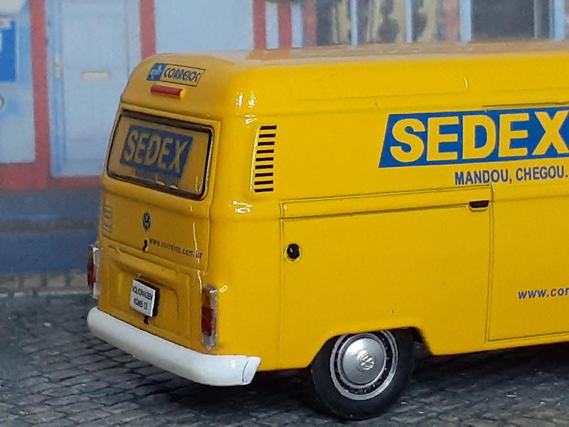 VW T2C - SEDEX - 2006