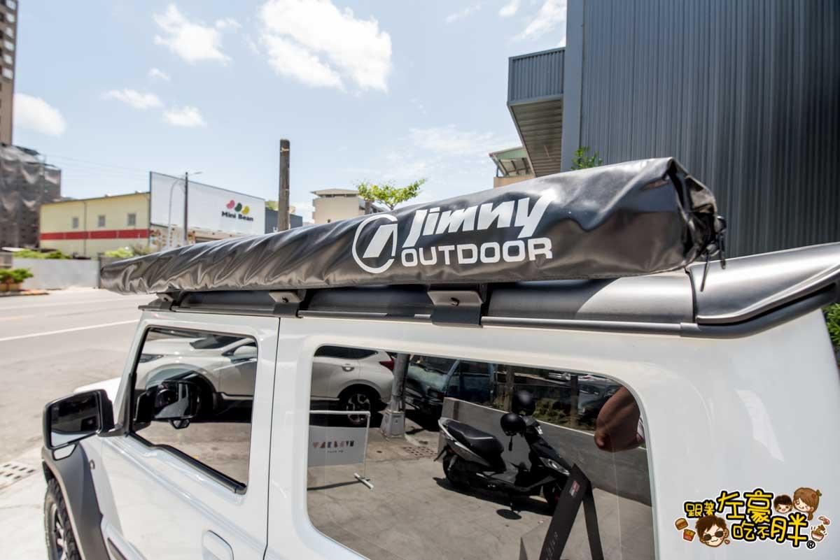 Jimny吉米 Suzuki開箱 -61