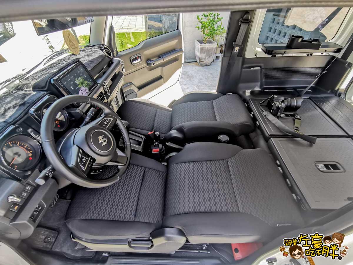 Jimny吉米 Suzuki開箱 -54