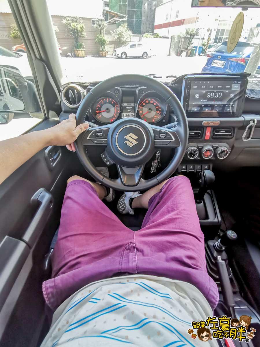 Jimny吉米 Suzuki開箱 -48