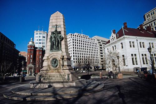 Stephenson Grand Army of the Republic Memorial