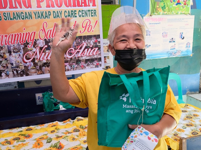 NutriAsia makes Mother's Day Masarap, Masaya for Quezon City Mothers 001